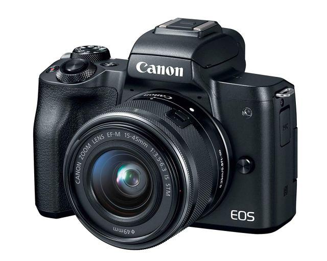 Canon EOS M50 4K shooting Cameras