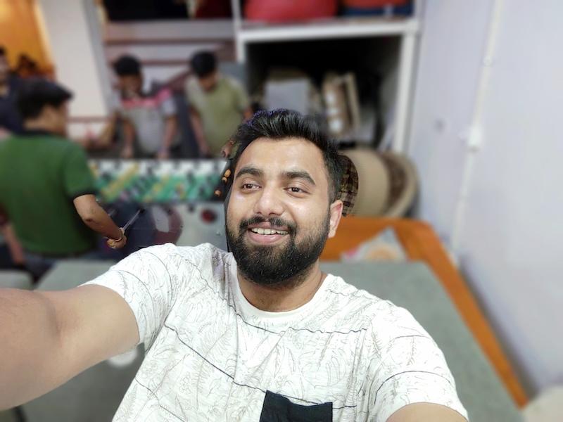 Asus ZenFone 5Z Selfies00001