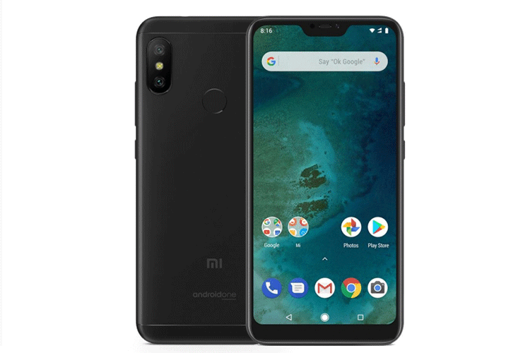 Xiaomi Mi A2 Lite Listed on Polish Retailer Site with