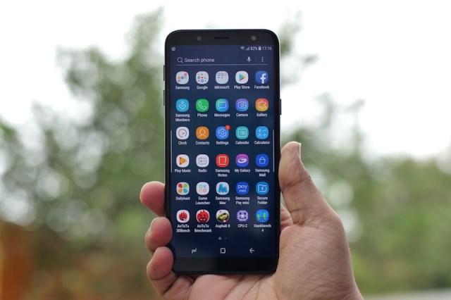 Samsung Galaxy On6 UI00001
