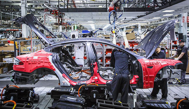 Data Breach Exposes Trade Secrets of GM, Tesla, Volkswagen, More from Last 10 Years