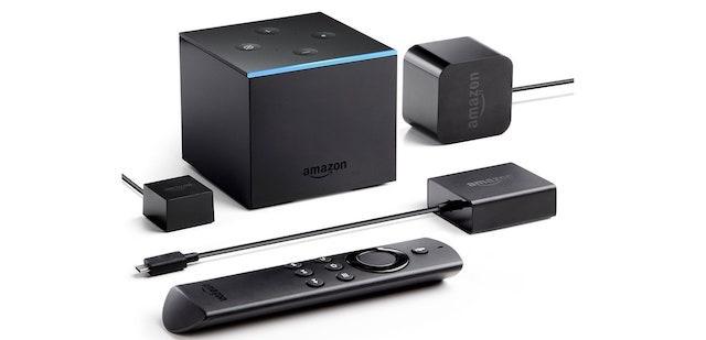 3. Amazon Fire TV Cube