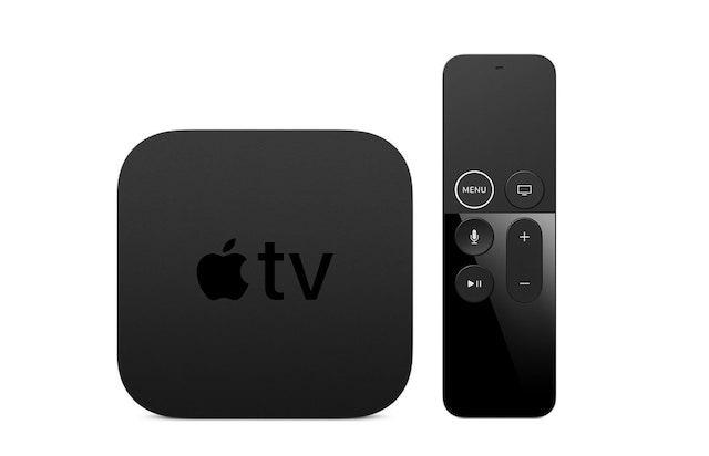 4. Apple TV 4K