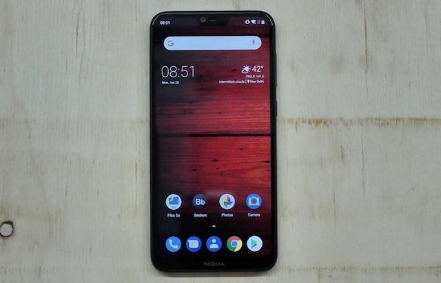 6. Nokia 6.1