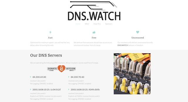 6.DNS.Watch