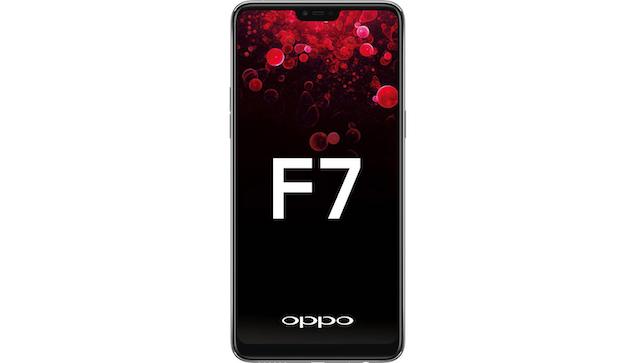 8. Oppo F7