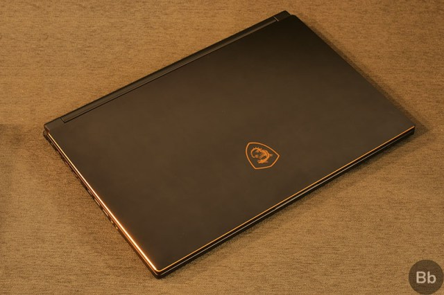 MSI GS65 Stealth Thin 8RF Review: Portable, Powerful and Almost