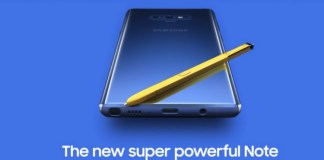 samsung galaxy note 9 teaser