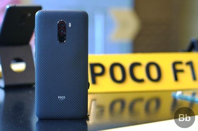 POCO F1 Camera Hands-On