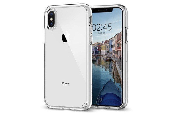 1. Spigen Ultra Case for Apple iPhone XS