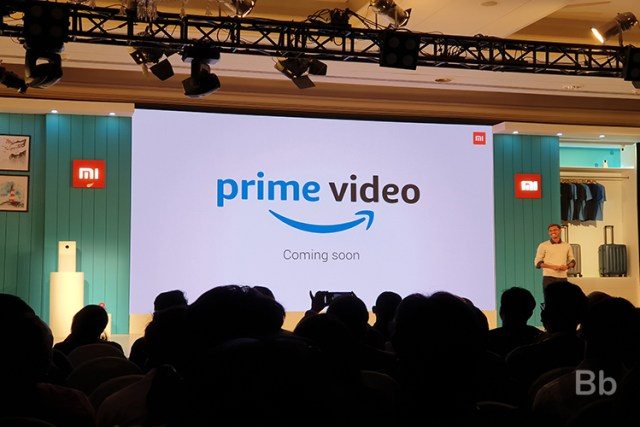 Prime Video Mi TV Xiaomi