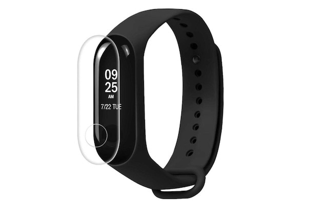 1. Hamee Screen Protector Film for Xiaomi Mi Band 3