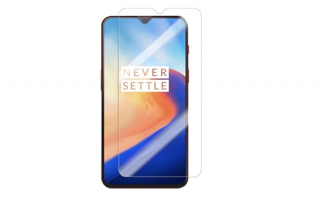 2. Rexez Tempered Glass Screen Protector for OnePlus 6T