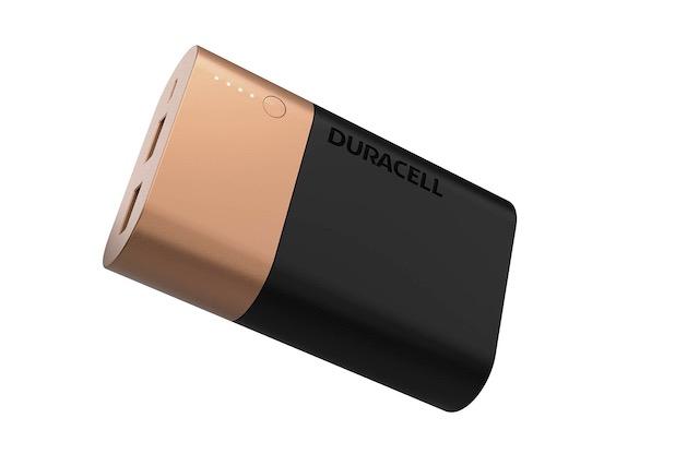 3. Duracell 10050 mAh Power Bank