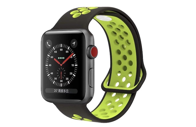 7. YC YANCH Sports Band for Apple Watch Series 4