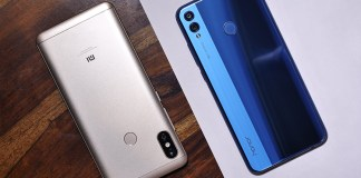 Honor 8X vs Redmi Note 5 Pro