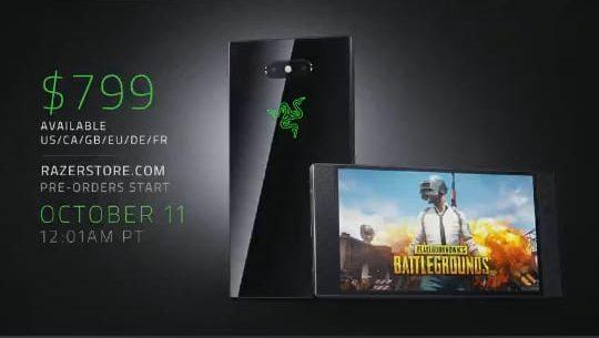 razer phone 2 price