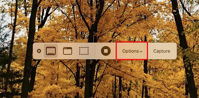macOS Mojave screenshot tool
