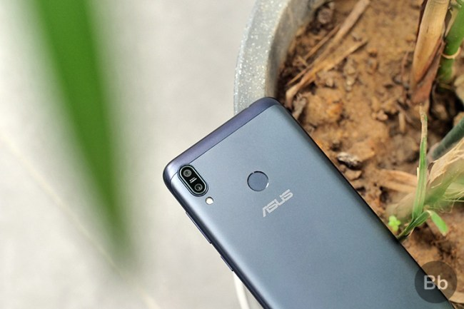 Asus ZenFone Max M2 красивый