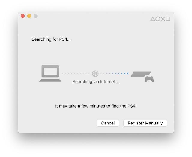 Inicio de Remote Play en su PC o Mac
