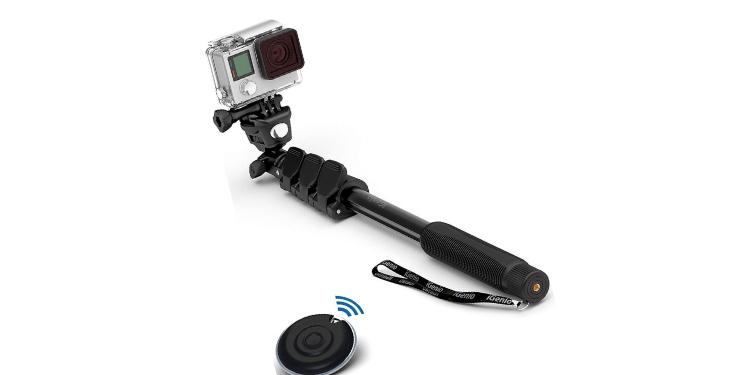 GoPro профессиональный селфи-палка и монопод
