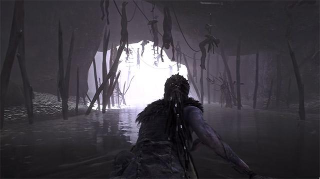 скриншот жертва адского клинка сенуас