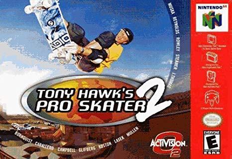 Тони Хокс Про Скейтер 2