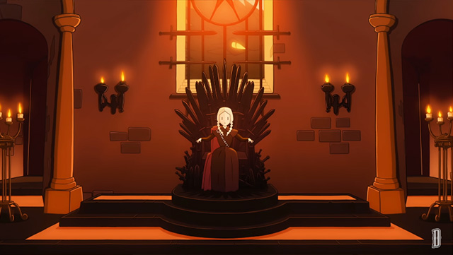 Царствует Игра престолов
