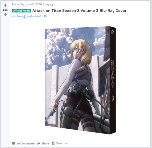 anime reddit