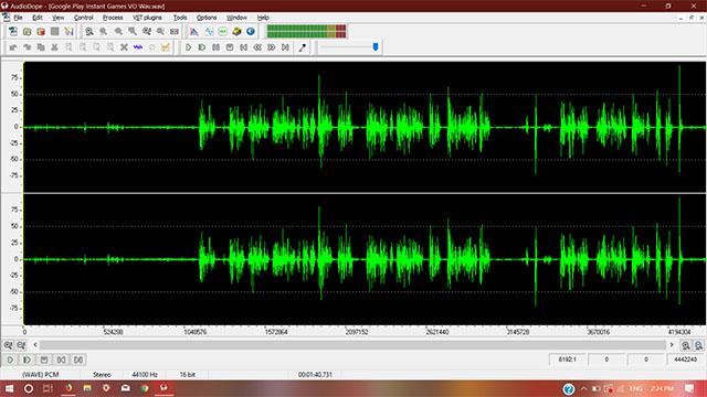 скриншот аудиодопы