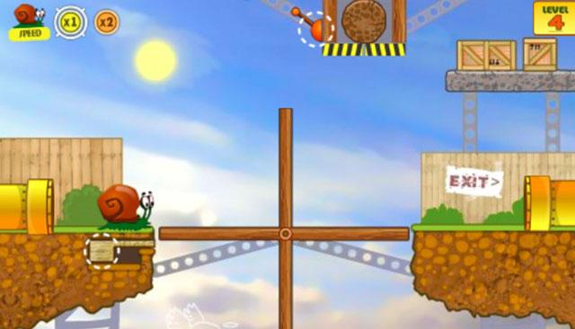 скриншот улитка-боб