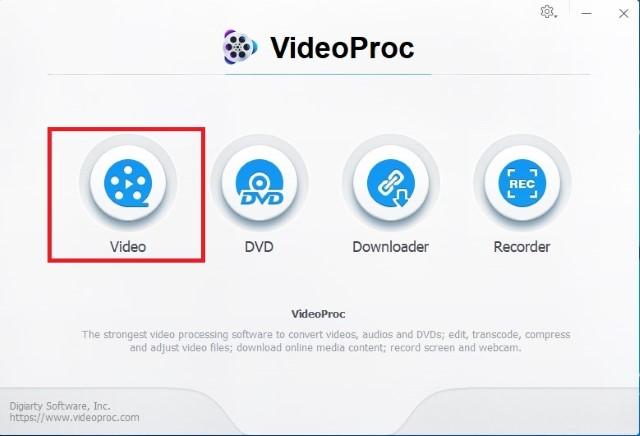 1. Видеопроцесс