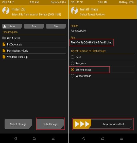 Langkah-langkah untuk Menginstal Android Q GSI 8
