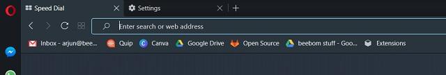 Импорт закладок Chrome в Opera 4