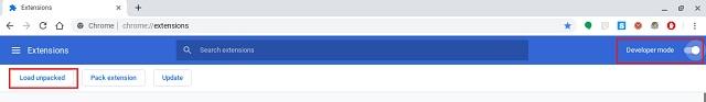 Instale Kodi en Chromebook como una extensión de Chrome 2