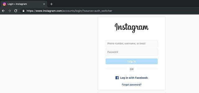 Используйте Instagram для Mac без ограничений в Chrome