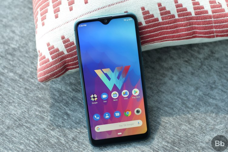 Дисплей LG W30
