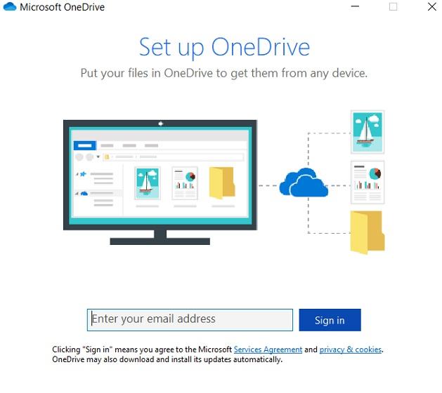 Copia de seguridad con OneDrive 2