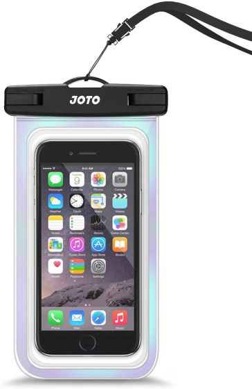 10. Joto Pouch Лучшие водонепроницаемые чехлы для iPhone 11 Pro Max