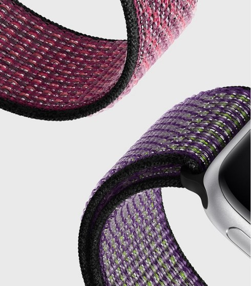 Nike Sport Loop для серии Apple Watch 5