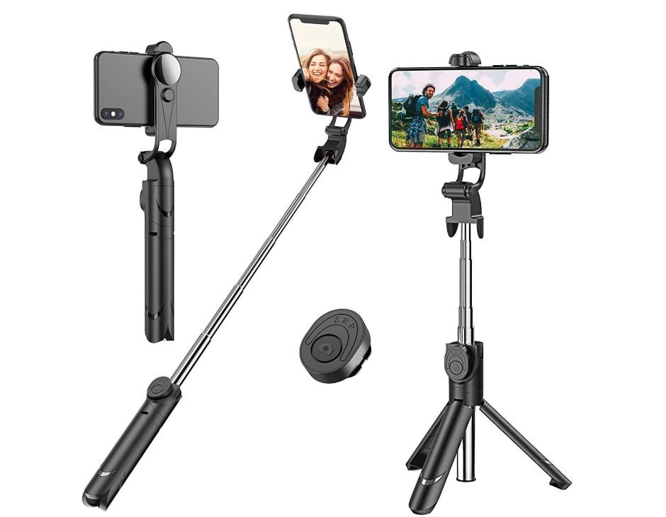 Selfie Stick Tripod - Аксессуары для iPhone 11