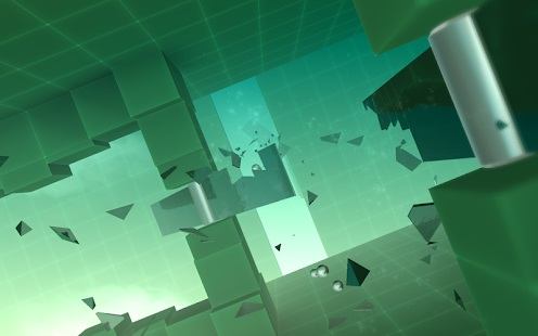 Smash Hit лучший VR-игра без контроллера