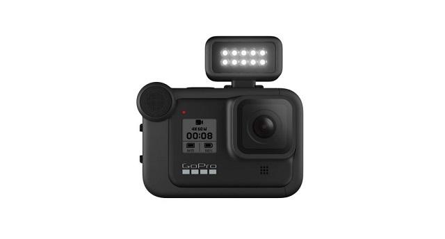 10. Light Mod Best GoPro Hero 8 Черные аксессуары