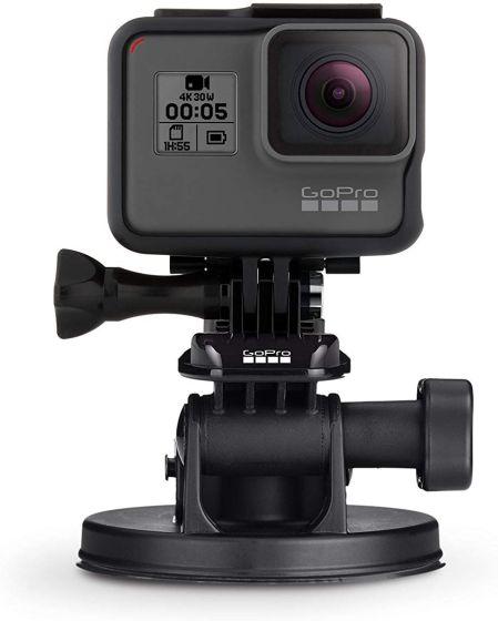 6. Крепление на присоске GoPro Best GoPro Hero 8 Черные аксессуары