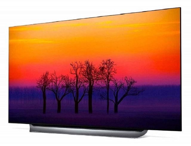 10. LG 4K OLED Smart TV