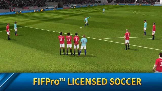15. Dream League Soccer