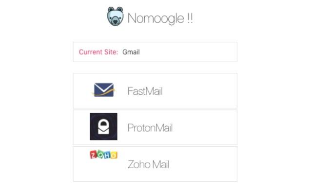Gmail alternatigve