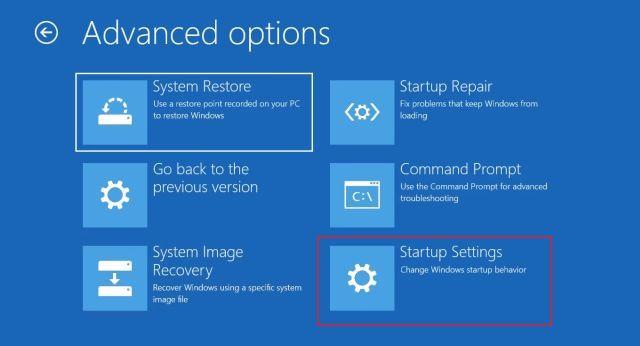 2. Recupere su cuenta a través del modo seguro en Windows 10