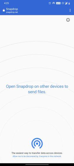 3 Transfiera archivos entre dispositivos y plataformas (Android, iOS, Windows, macOS, Linux)