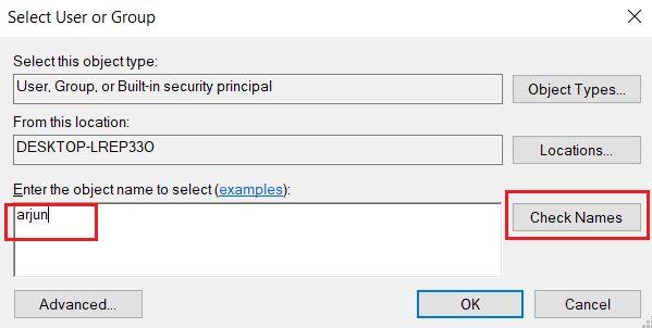 Доступ к папке WindowsApps в Windows 10